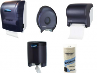 Paper Towels and Towel Dispensers